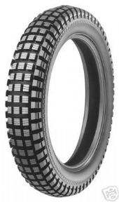 IRC Tubeless Trials Tyre Rear